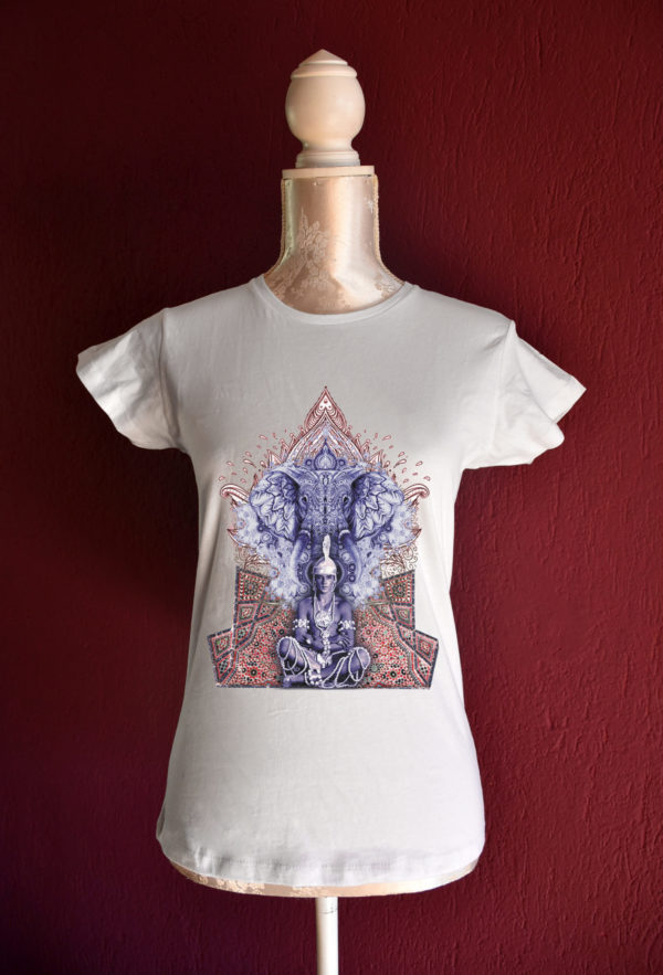 Rudolph Valentino latin lover tshirt for belly dance and tribal fusion dance lesson