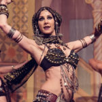 Artemisya Dancewear blog - ATS and Tribal Fusion post - Rachel Brice tribal fusion dancer