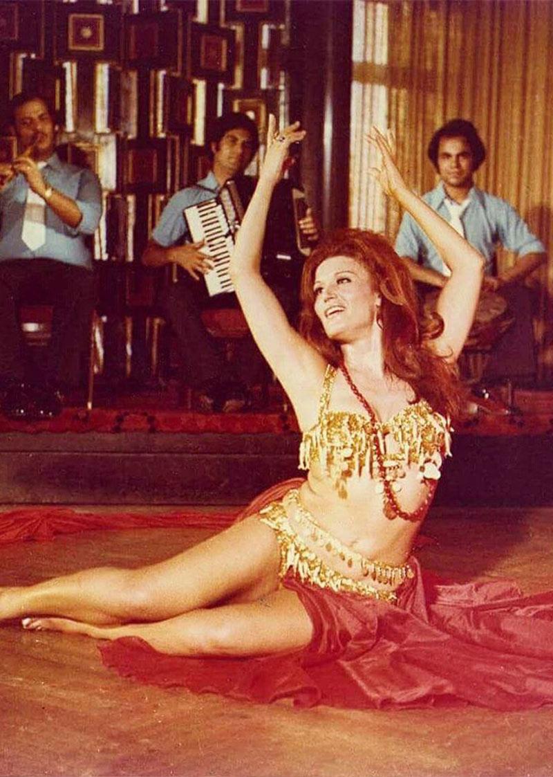 Artemisya Dancewear blog - Raqs Sharqi post - Nagwa Fouad belly dancer