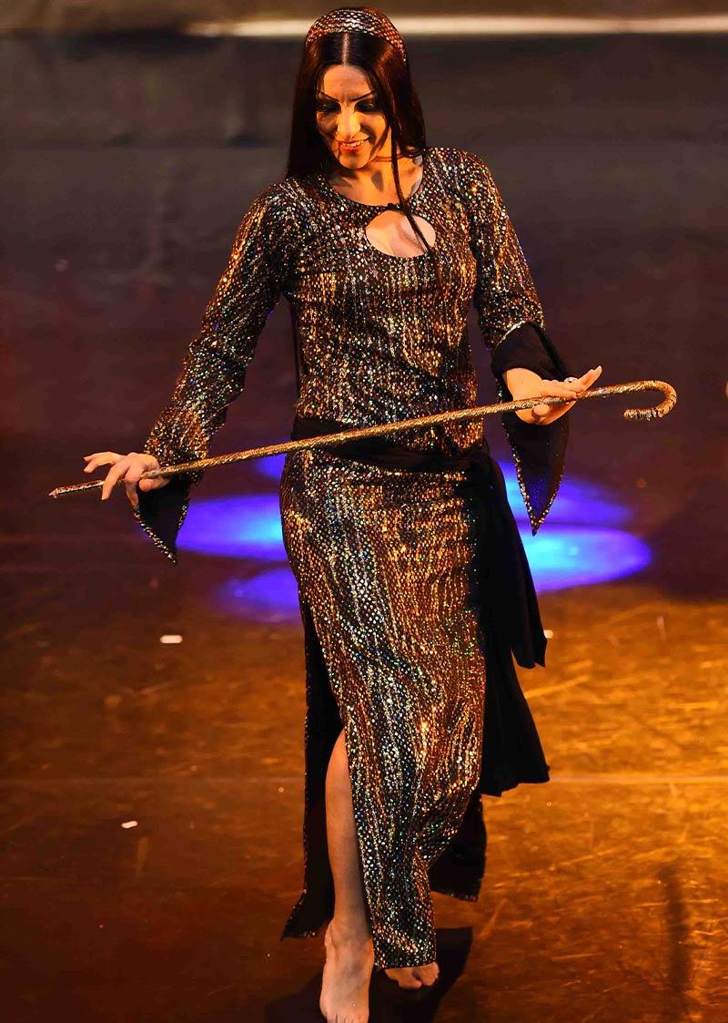 Artemisya Dancewear blog - Saidi: the stick dance post -Saidi dancer