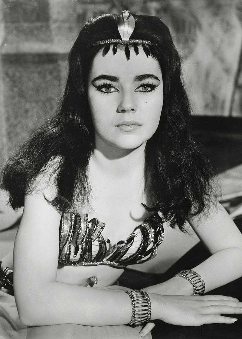 Artemisya Dancewear blog - Salomè The Seductive Dancer post - Brigid Bazlen as Salome from Kings of kings movie 1961