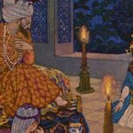 Artemisya Dancewear blog - The 1001 nights of Princess Sherazade - Arabian nights by Leon Carré