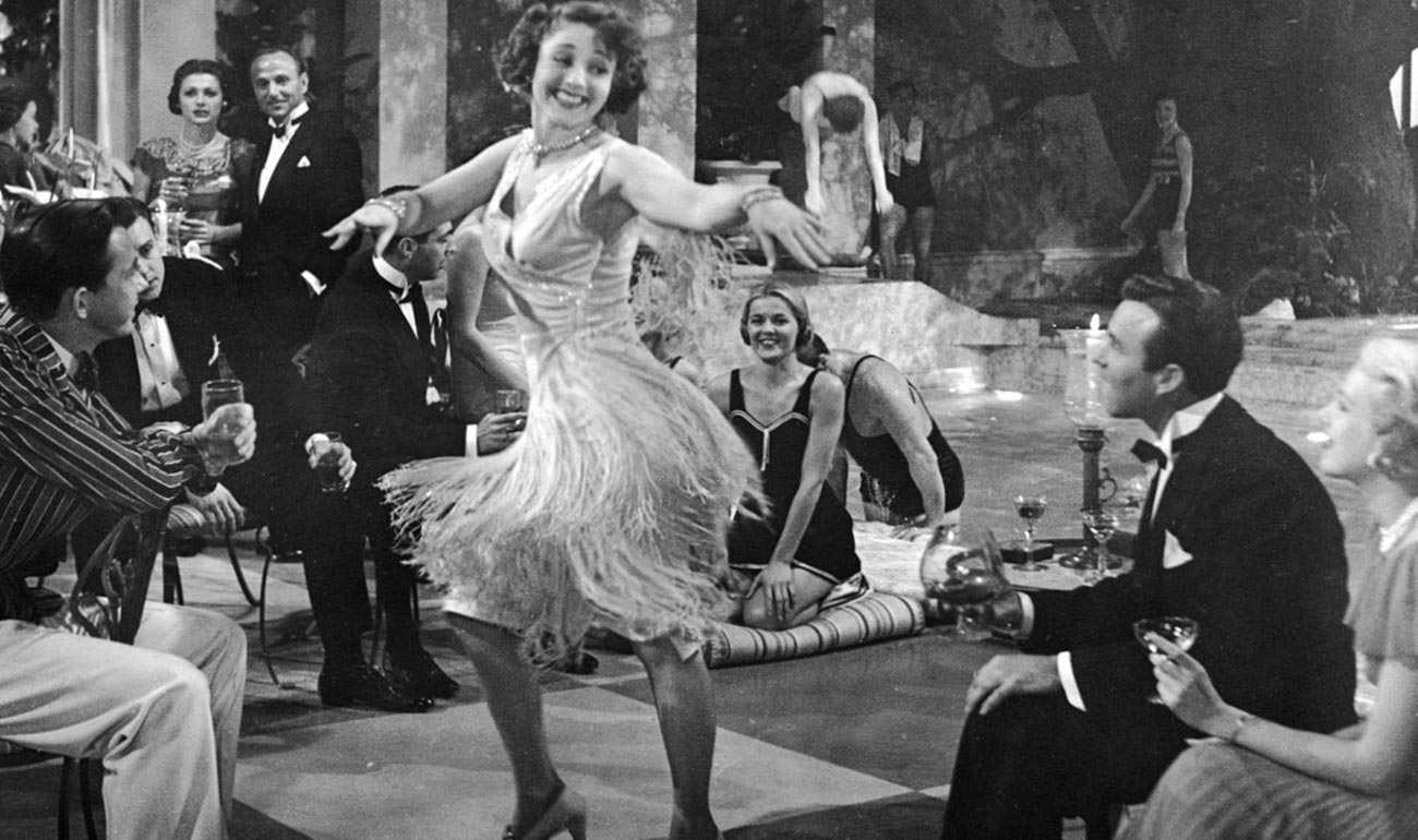 Artemisya Dancewear blog - The Gatsby style post - Flapper girl dance