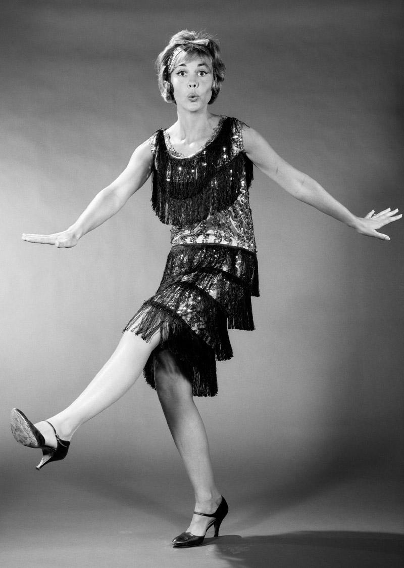 Artemisya Dancewear blog - The Gatsby style post - Flapper girl
