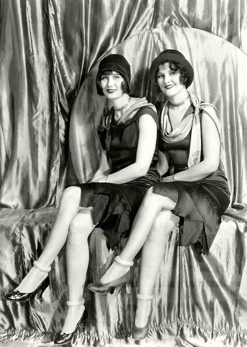 Artemisya Dancewear blog - The Gatsby style post - Flapper girls 2