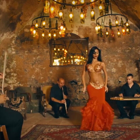 Artemisya Dancewear blog - Turkish Delight post - Didem belly dancer