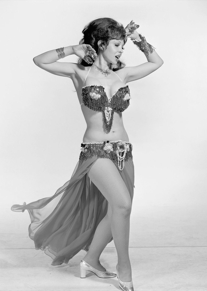 Artemisya Dancewear blog - Turkish Delight post - Ozel Turkbas belly dancer